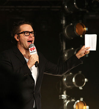 Bobby Bones - Bones at the iHeartRadio Theater in New York City.