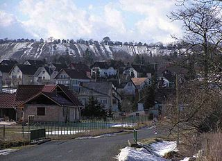 Bocfölde Village in Western Transdanubia, Hungary