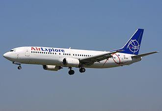 AirExplore - AirExplore Boeing 737-400