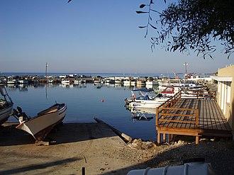 Bogazi - Bogazi - port