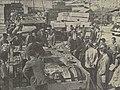 Bogie de locomotiva no Porto de Lisboa - GazetaCF 1460 1948.jpg