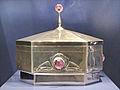 Boite de J.M. Olbrich (Musée de la colonie dartistes, Darmstadt) (7928692798).jpg