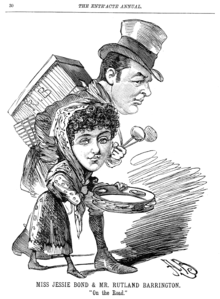 Bond and Barrington On the Road in 1891.png