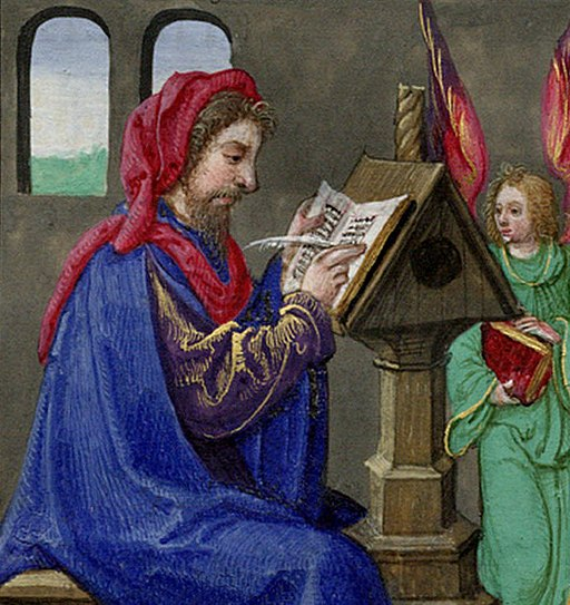 Book of Hours detail