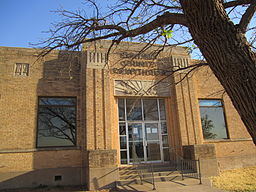 Borden County, TX, Courthouse IMG 1787.JPG