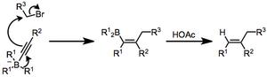 Reactions of organoborates and boranes - Image: Boron Mech 3