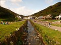 Boscastle, looking down the River Valency - geograph.org.uk - 1466255.jpg