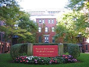 Boston University Medical Campus - Image: Boston University Medical Campus 01
