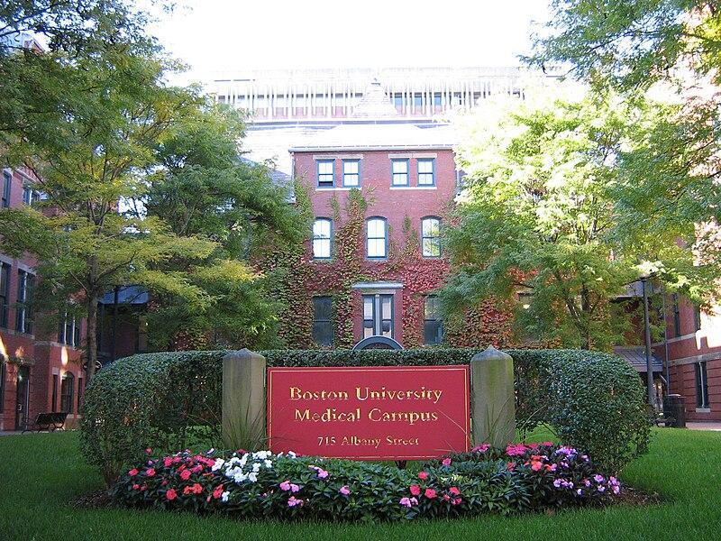 美国波士顿大学录取分数线