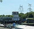 Bouchain, le canal de l' Escaut Port Malin (2).jpg