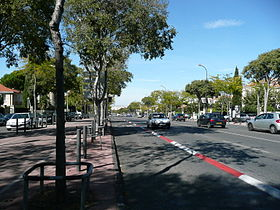 Image illustrative de l'article Boulevard Michelet (Marseille)