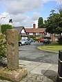 Boundary stone, Roby - geograph.org.uk - 37182.jpg
