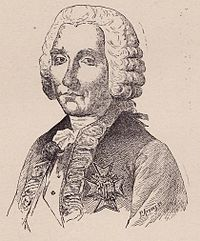 Image illustrative de l'article Pierre Joseph de Bourcet