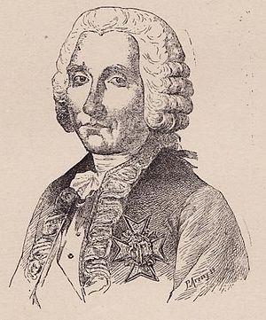Pierre-Joseph Bourcet - Image: Bourcet maignien portrait