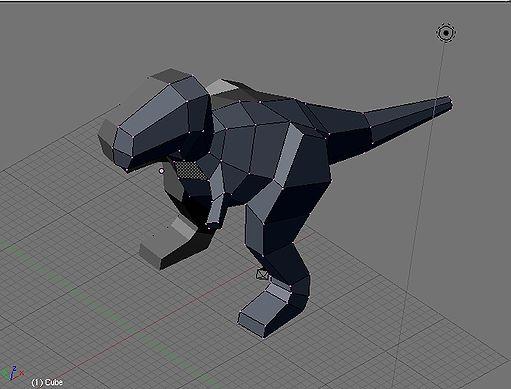 Blender 3d Noob To Pro Box Modeling Wikibooks Open
