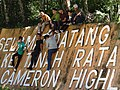 Boys with Signage - Tanah Rata - Cameron Highlands - Malaysia (34701948254).jpg