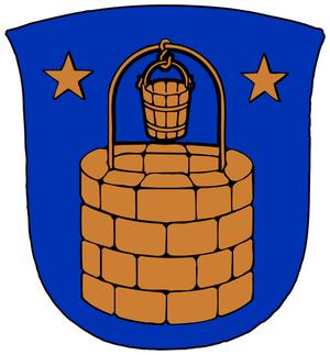 Brøndby Municipality - Image: Brøndby Kommune shield