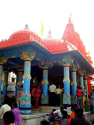 Brahma Temple, Pushkar - Brahma Temple at Pushkar