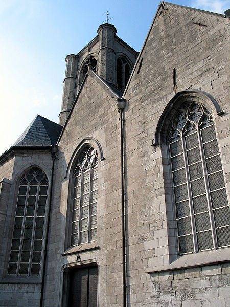 Braine-le-Comte (Belgium),  the Saint Géry church.