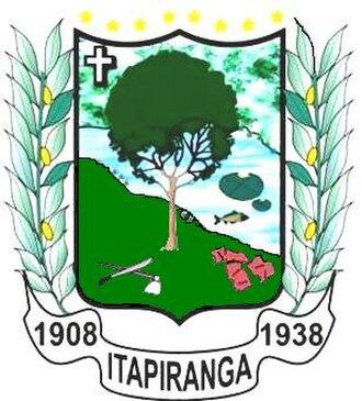 Itapiranga, Amazonas - Image: Brasão de Itapiranga AM jpeg