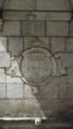 Brasão de armas de D. Teodósio, Duque de Bragança (Chafariz da Praça da República, Alter do Chão).png