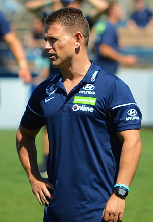 Brendon Bolton - Bolton during a pre-season match in March 2017