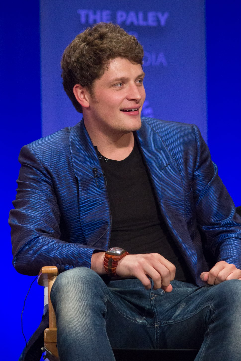 Brett Dier at 2015 PaleyFest