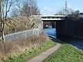 Bridge's from a Bridge - geograph.org.uk - 675095.jpg