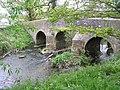 Bridge at Compton Dando (geograph 1843545).jpg