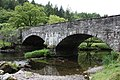 Bridge over Afon Llugwy - geograph.org.uk - 1996516.jpg