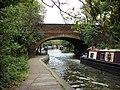 Bridge over the Regent's Canal - geograph.org.uk - 533101.jpg