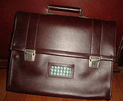 definition of briefcase