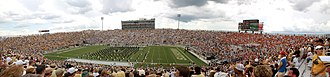 UCF Knights - Spectrum Stadium, home field of the Knights since 2007
