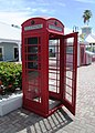 British-style telephone booth, Port Lucaya Marketplace, Freeport, Bahamas.jpg