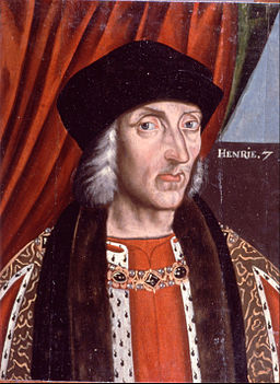 British - Henry VII - Google Art Project
