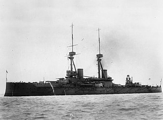 HMS Superb (1907) - Image: British Battleships of the First World War Q40225