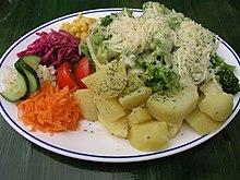 como hacer una dieta vegetariana