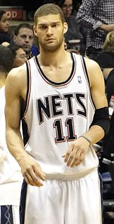 Brook Lopez American basketball player