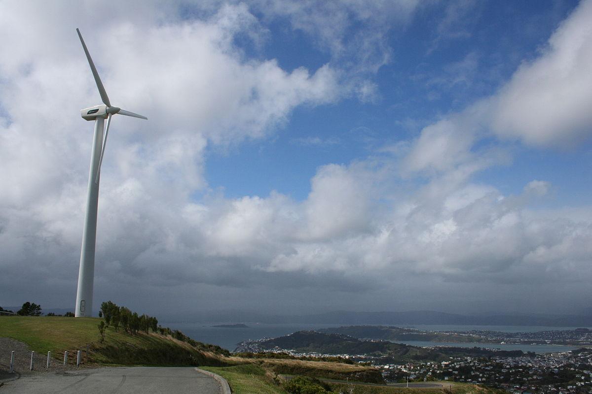 Wind Power In New Zealand Wikipedia