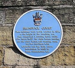 Photo of Blue plaque № 41156