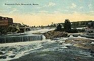 Brunswick Falls, Brunswick, ME