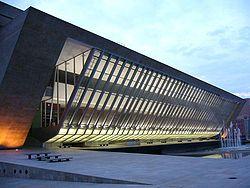 Biblioteca EPM de ciencia y tecnología, Plaza de Cisneros, Medellín