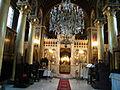 Bucuresti, Romania, Biserica Greaca (Buna Vestire), Pache Protopopescu nr. 1-3; B-II-m-A-19472 (interior 1).JPG