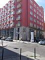 Budapest Székesfőváros Elektromos Művei épület (1931), Honvéd utca és Markó utca sarok, 2017 Lipótváros.jpg
