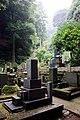 Buddhist cemetery, Jōchi-ji temple (3801575889).jpg