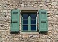 Building at Place du Presbytere in Sainte-Enimie 04.jpg