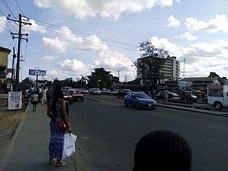 Port Harcourt - Building in port Harcourt
