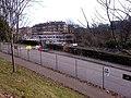 Building site, Hillhead Primary - geograph.org.uk - 1740456.jpg