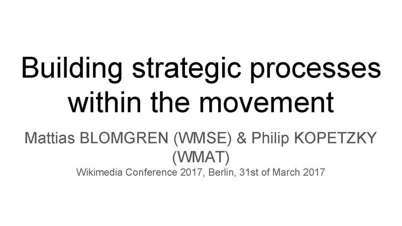 Datei:Building strategic processes within the movement.pdf