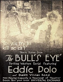 <i>The Bulls Eye</i> (serial) 1917 film